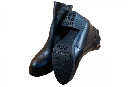 Ботиночки отрезной нос
